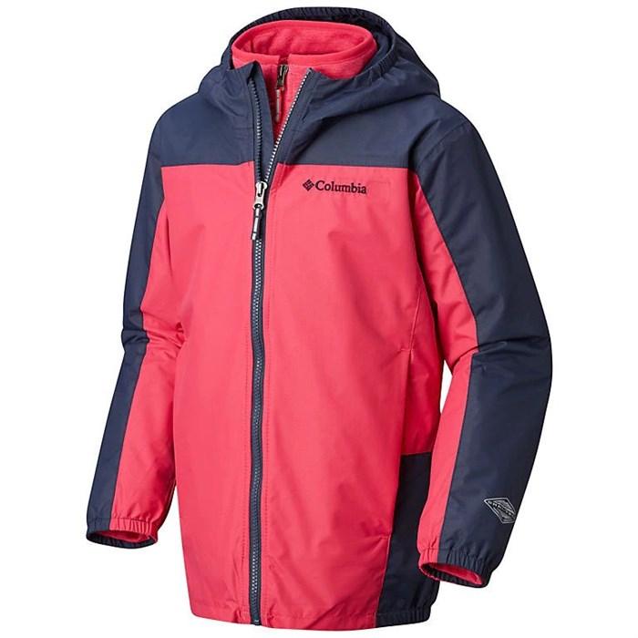 Columbia - Explore S'more Interchange Jacket - Girls'