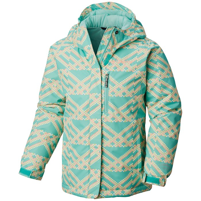 Columbia - Magic Mile Jacket - Little Girls'