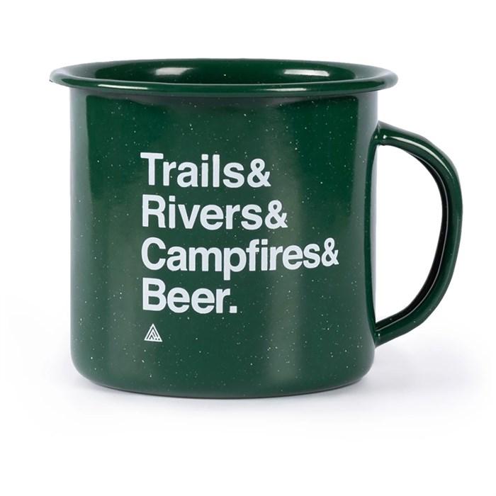 The Great PNW - Trailhead Enamel Mug