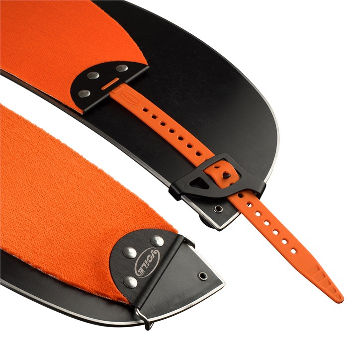 Voile - Splitboard Skins with Tailclips