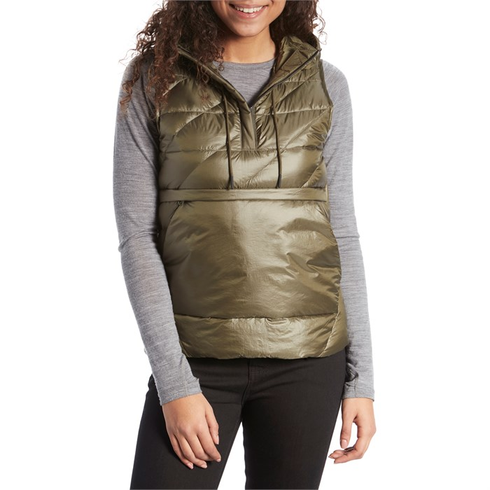 Holden - Side-Zip Down Vest - Women's