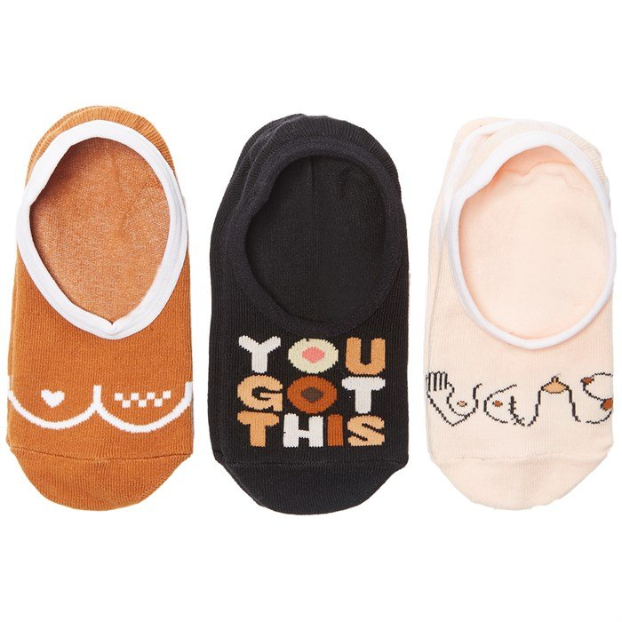 Vans - BCA Canoodles Socks - Women's