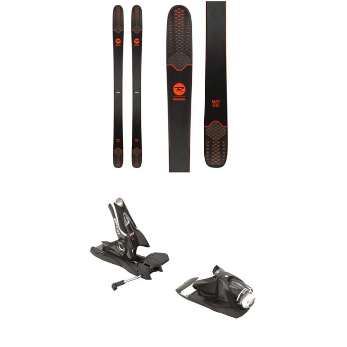 Rossignol - Sky 7 HD Skis + Look SPX 12 Dual Bindings