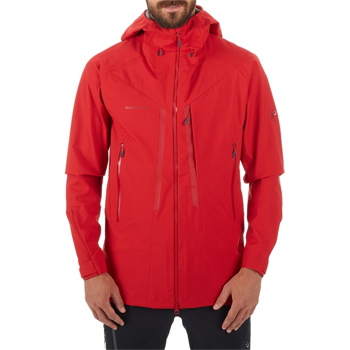 Mammut - Masao HS Hooded Jacket