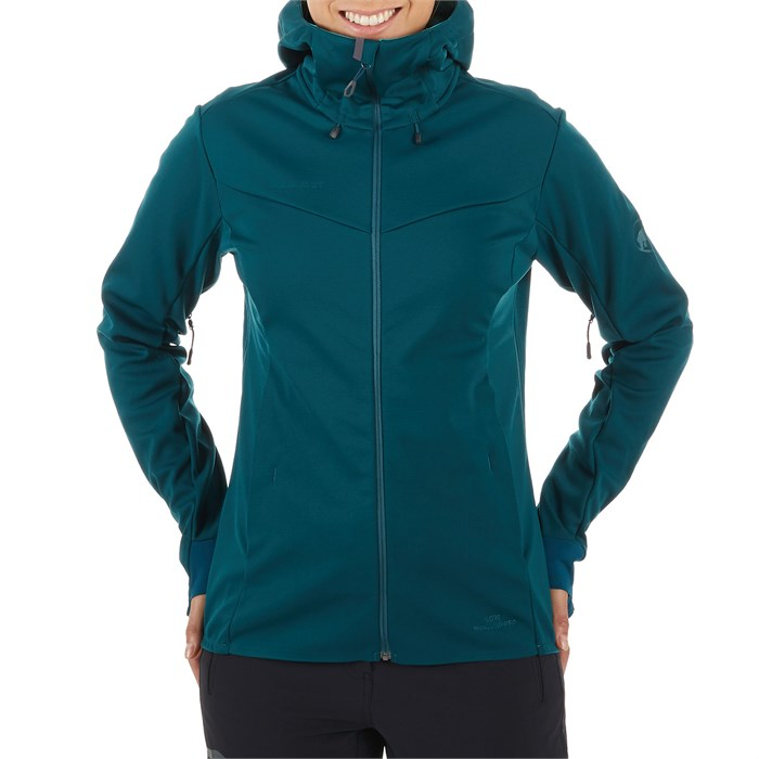 Mammut - Ultimate V SO Hooded Jacket - Women's