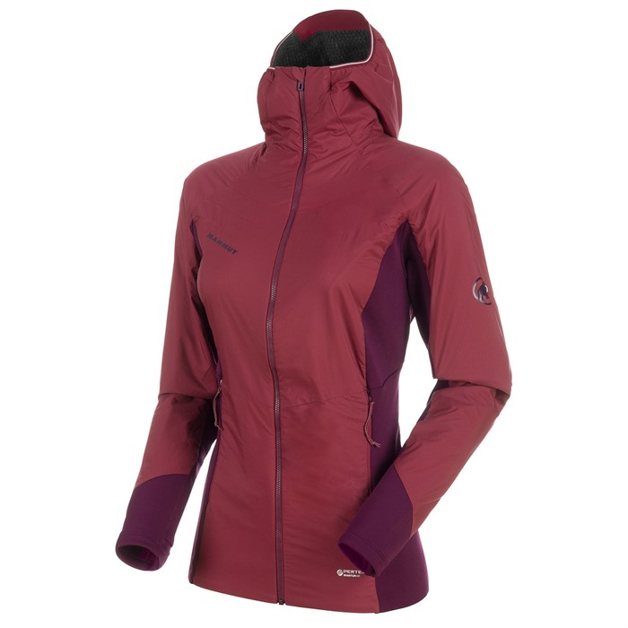 Mammut - Aenergy Insulated Hooded Jacket - Women's