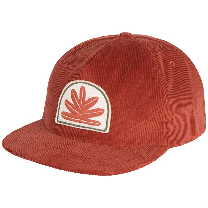 Mollusk - Sweet Leaf Corduroy Hat