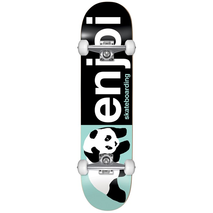 Enjoi - Half And Half First Push 8.0 Skateboard Complete