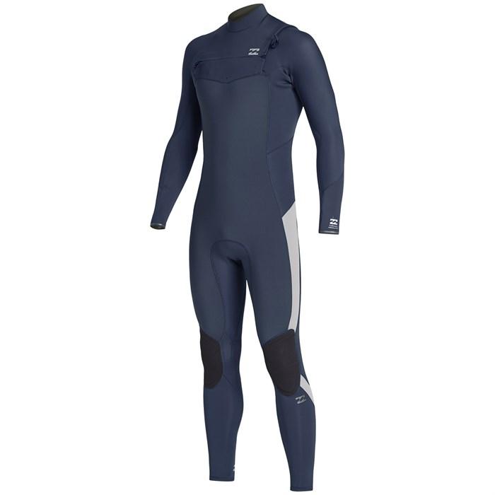 Billabong - 4/3 Absolute Chest Zip GBS Wetsuit - Boys'