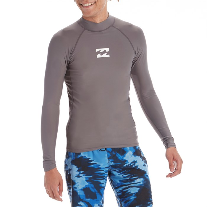 Billabong - All Day Wave Performance Fit Long Sleeve Rashguard