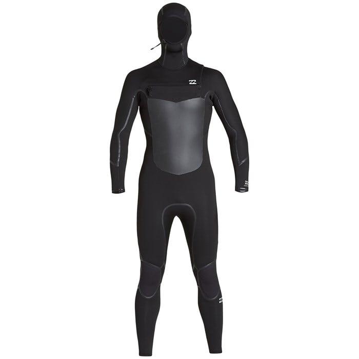 Billabong - 5/4 Absolute X Chest Zip Hooded Wetsuit