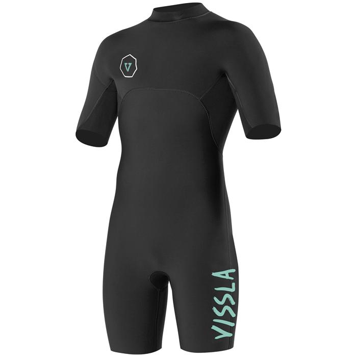 Vissla - 2/2 Back Zip Spring Suit - Boys'