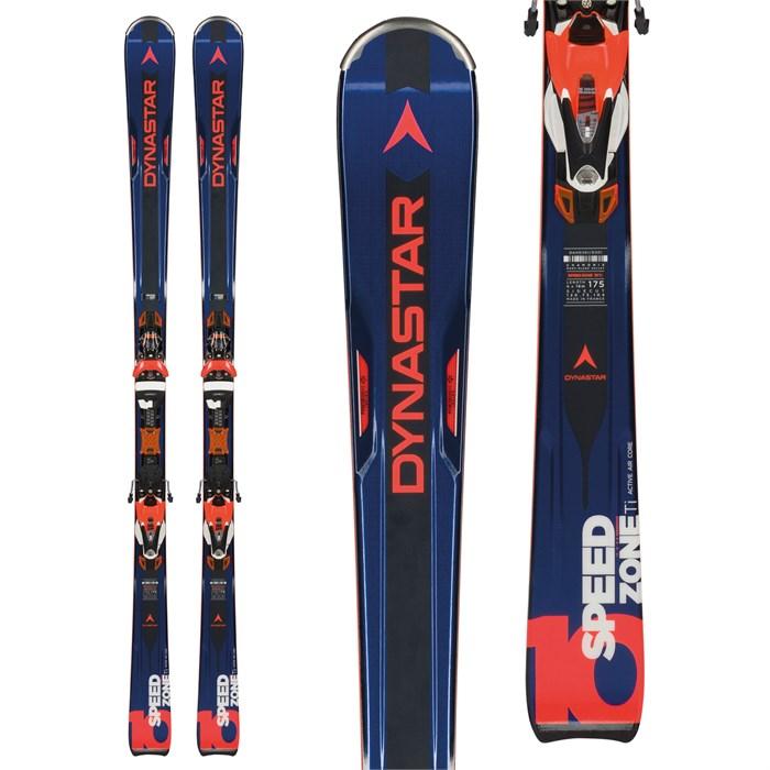 Dynastar - Speed Zone 10 Ti Skis + SPX 12 Bindings 2019