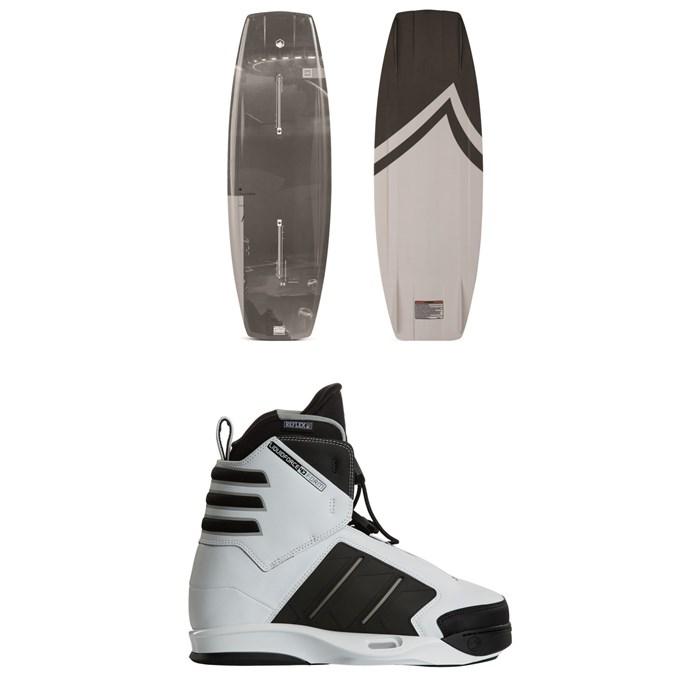 Liquid Force - RDX Wakeboard - Blem + Form 4D Bindings 2018