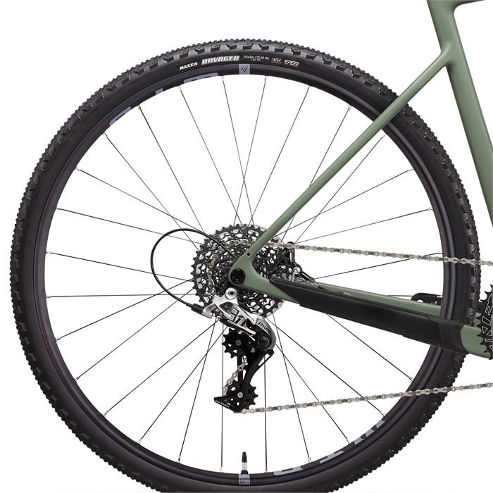 Santa Cruz Stigmata tires