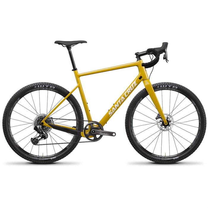 Santa Cruz Bicycles - Stigmata CC Force AXS 650 Complete Bike 2019