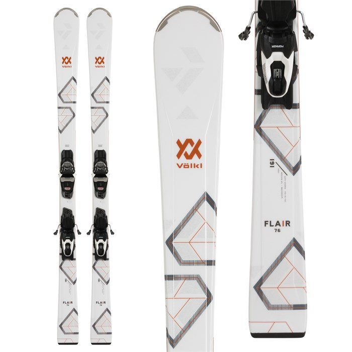 Volkl - Flair 76 Skis + vMotion 10 GW Bindings - Women's 2020