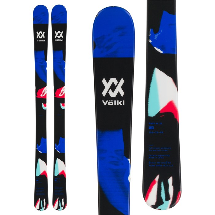 Volkl - Bash W Junior Skis - Girls' 2020
