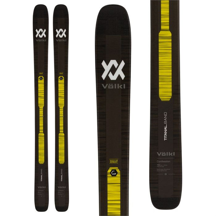 Volkl - Confession Skis 2020