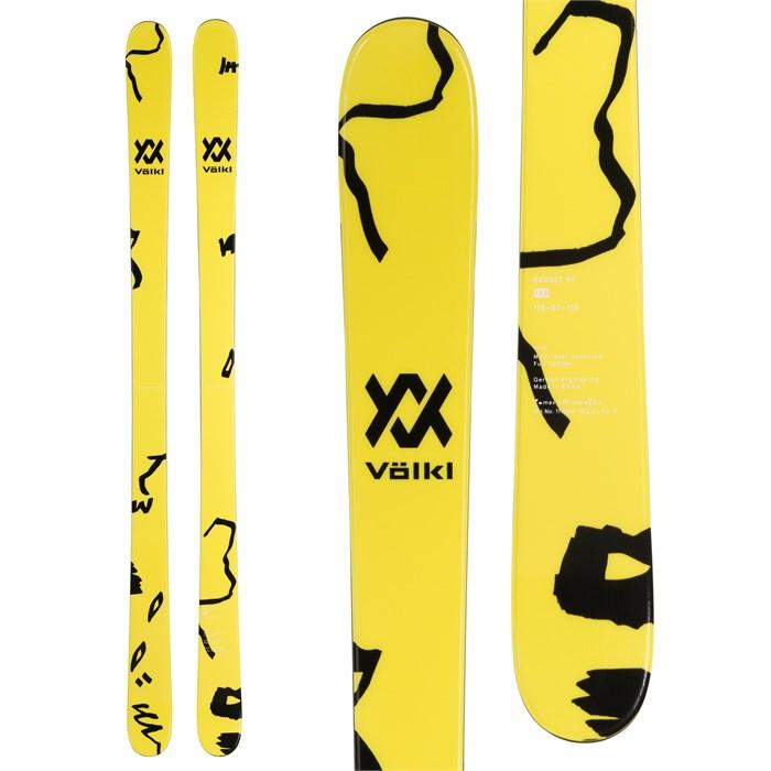 Volkl - Revolt 87 Skis 2020