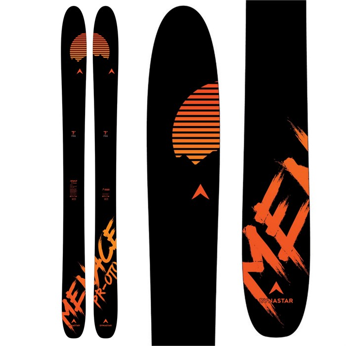 Dynastar - Menace Proto F-Team Skis 2020 - Used
