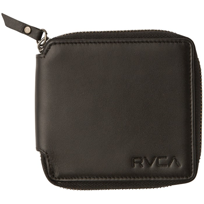 RVCA - Zip Around Wallet