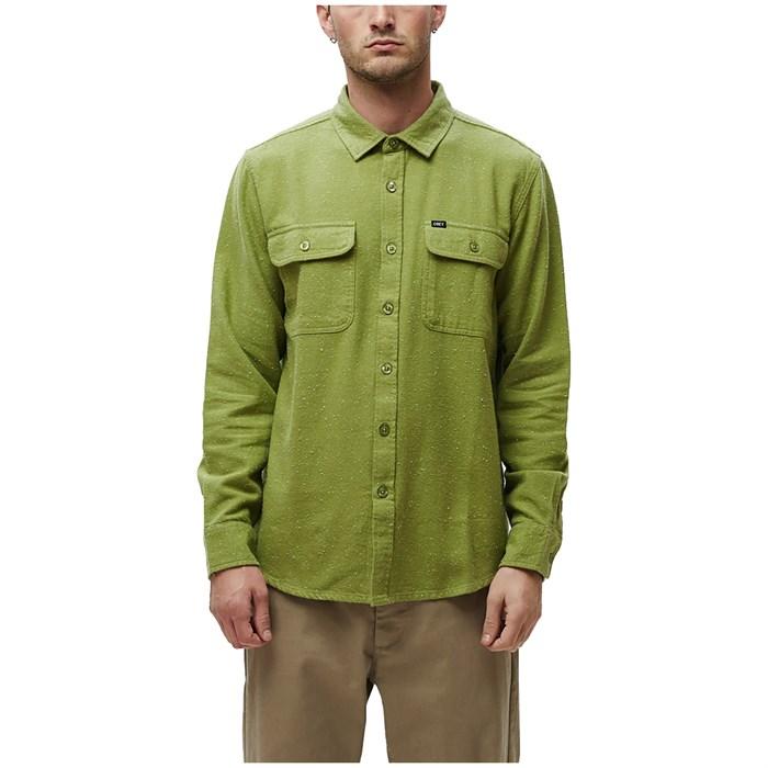 Obey Clothing - Jasper Long-Sleeve Shirt
