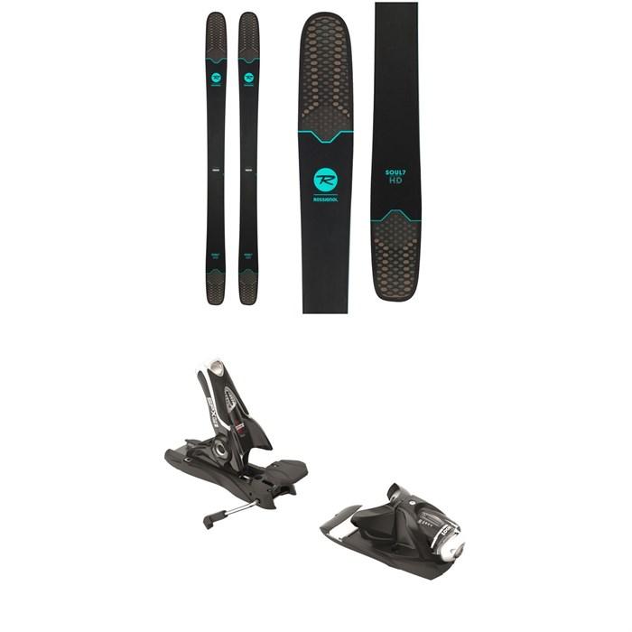 Rossignol - Soul 7 HD Skis - Women's + Look SPX 12 Dual Bindings 2019