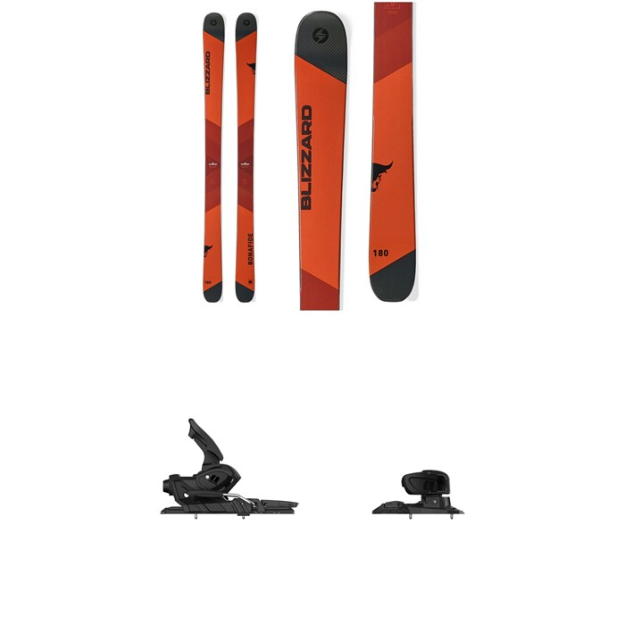 Blizzard - Bonafide Skis + Armada Warden MNC 13 Ski Bindings 2019