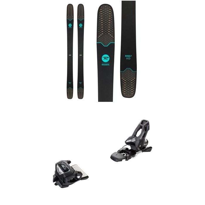 Rossignol - Soul 7 HD Skis - Women's + Tyrolia Attack² 11 GW Ski Bindings 2019