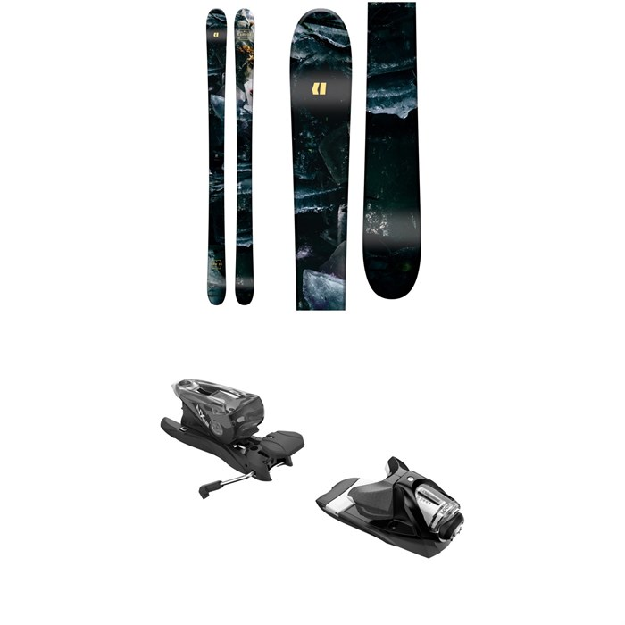 Armada - ARW 86 Skis - Women's + Look NX 12 Dual Ski Bindings 2019