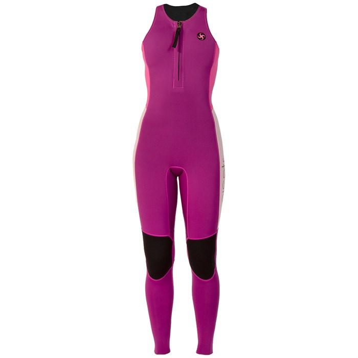 Sisstrevolution - 2/2 7 Seas Long Jane Front Zip Spring Suit - Women's