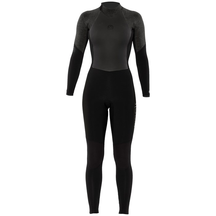 Sisstrevolution - 4/3 7 Seas Back Zip Wetsuit - Women's