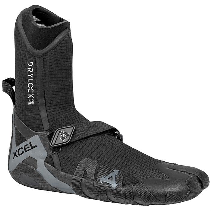 XCEL - 5mm Drylock Split Toe Wetsuit Boots