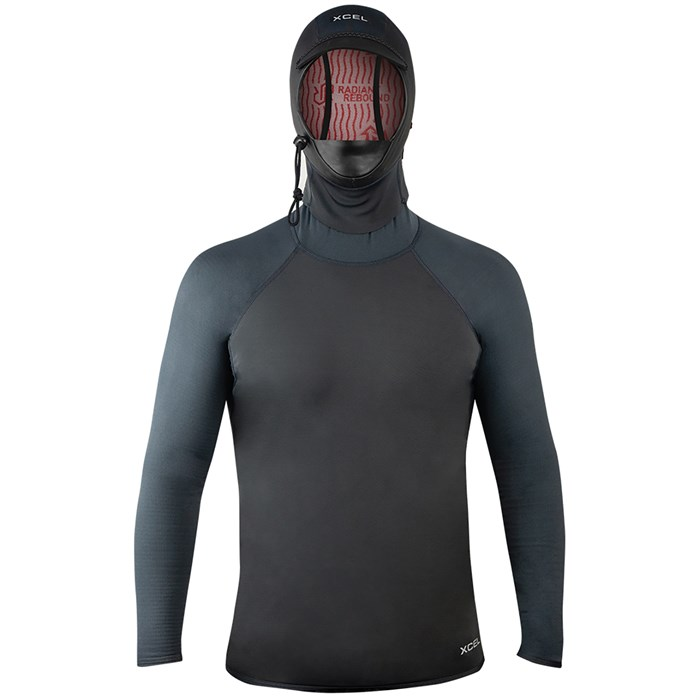 XCEL - 1mm Infiniti Neoprene Insulate-X Hooded Wetsuit Top