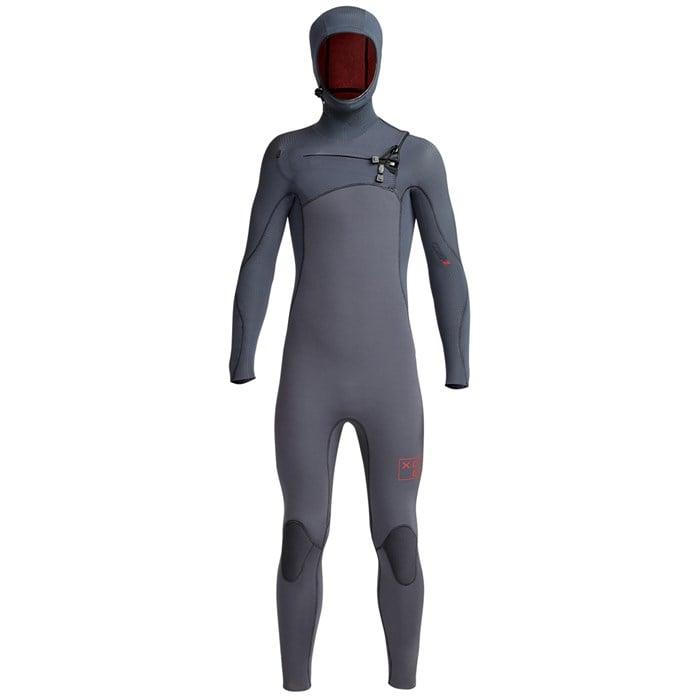 XCEL - 4.5/3.5 Comp X Hooded Wetsuit - Boys'