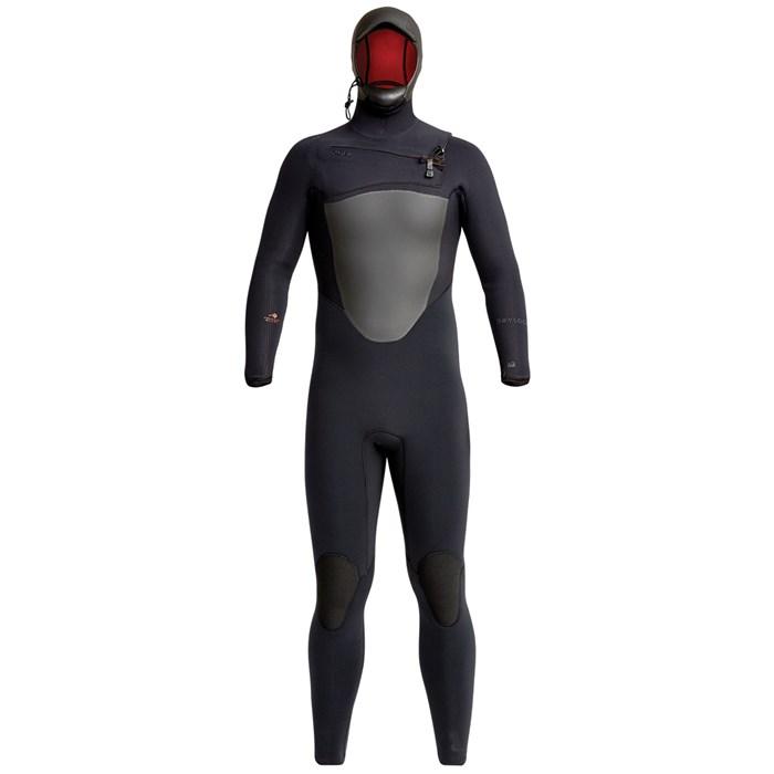 XCEL - 4/3 Drylock Hooded Wetsuit