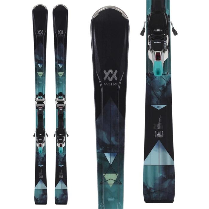 Volkl - Flair 81 Carbon Skis + WR XL 11 TCX GW Bindings - Women's 2019