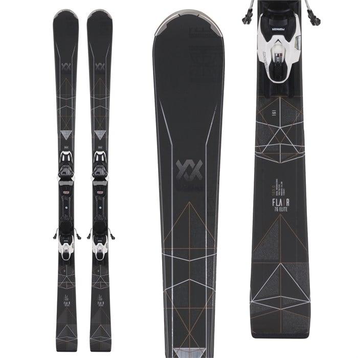 Volkl - Flair 76 Elite Skis + vMotion 10 GW Bindings - Women's 2019