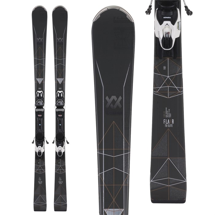 Volkl - Flair 76 Elite Skis + vMotion 10 GW Bindings - Women's 2019