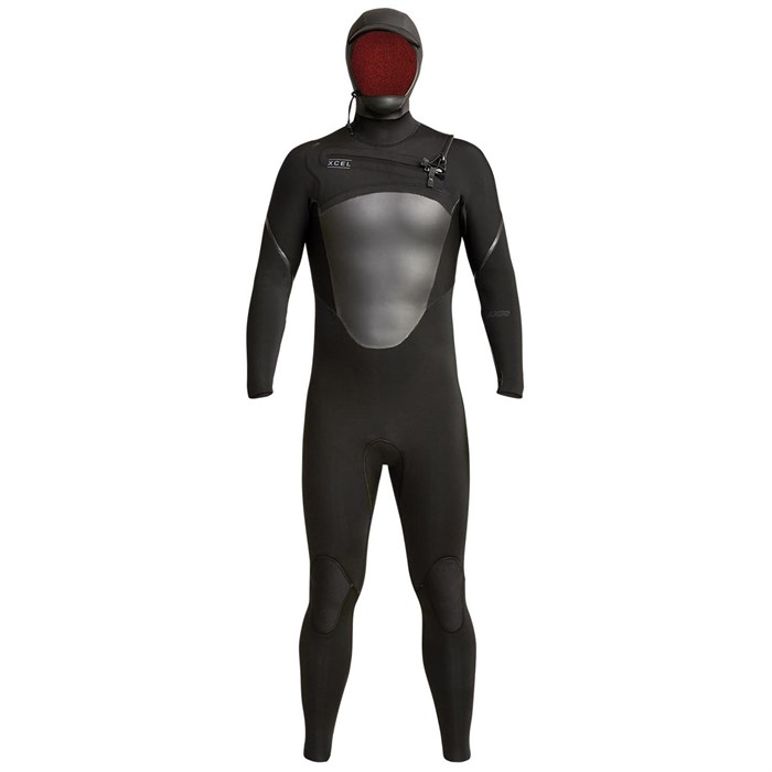 XCEL - 5/4 Axis Hooded Wetsuit