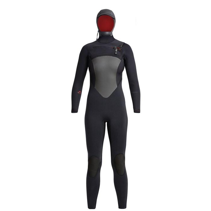 XCEL - 6/5/4 Drylock Hooded Wetsuit - Women's