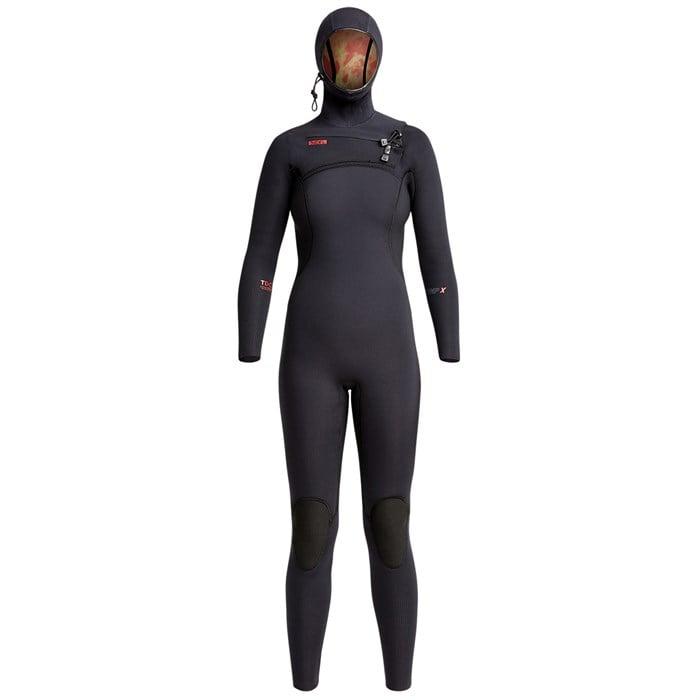 XCEL - 4.5/3.5 Comp X Hooded Wetsuit - Women's