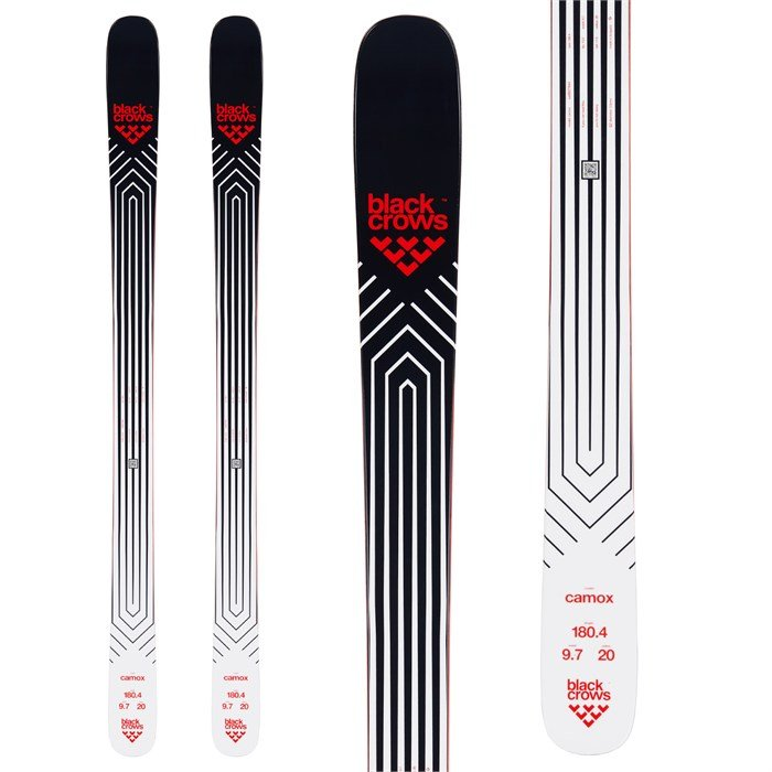 Black Crows - Camox Skis 2020 - Used