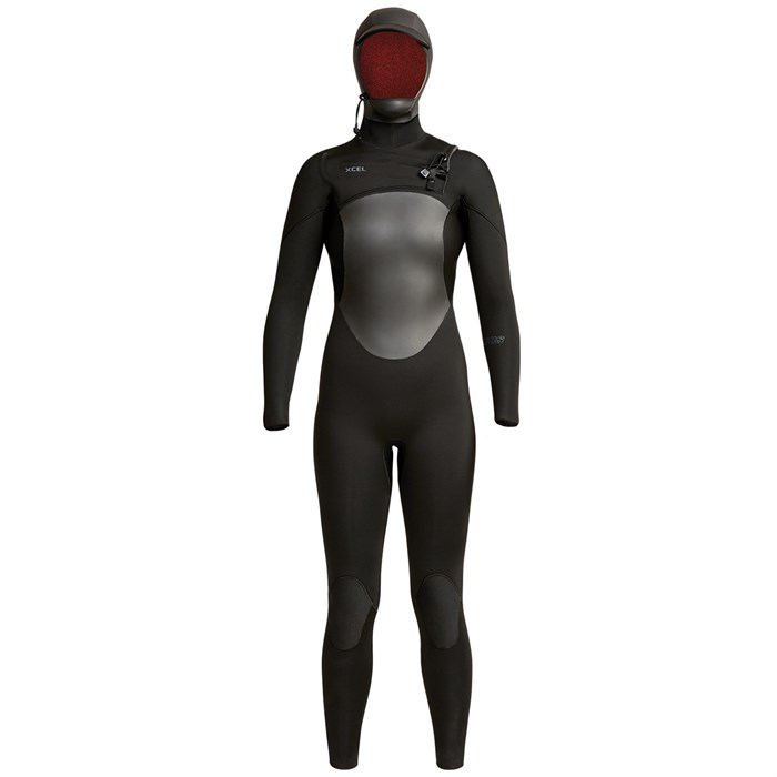 XCEL - 5/4 Axis Hooded Wetsuit - Women's - Used