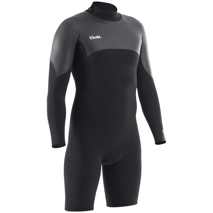 Vissla - 2/2 7 Seas Back Zip Long Sleeve Springsuit