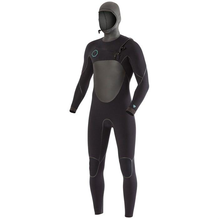 Vissla - North Seas 5.5/4.5 Chest Zip Hooded Wetsuit