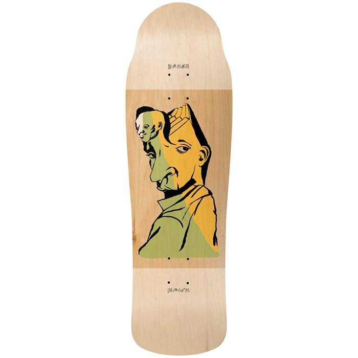Baker - Hawk Mind Bends 9.5 Skateboard Deck