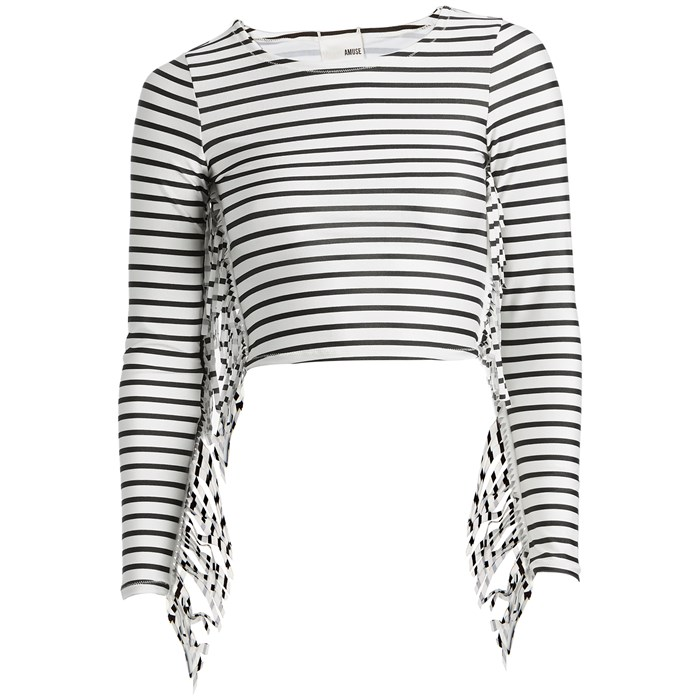 Amuse Society - Shea Striped Surf Top - Women's