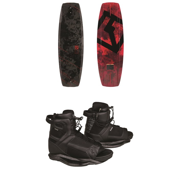 Connelly - Reverb Wakeboard + Ronix Divide Wakeboard Bindings